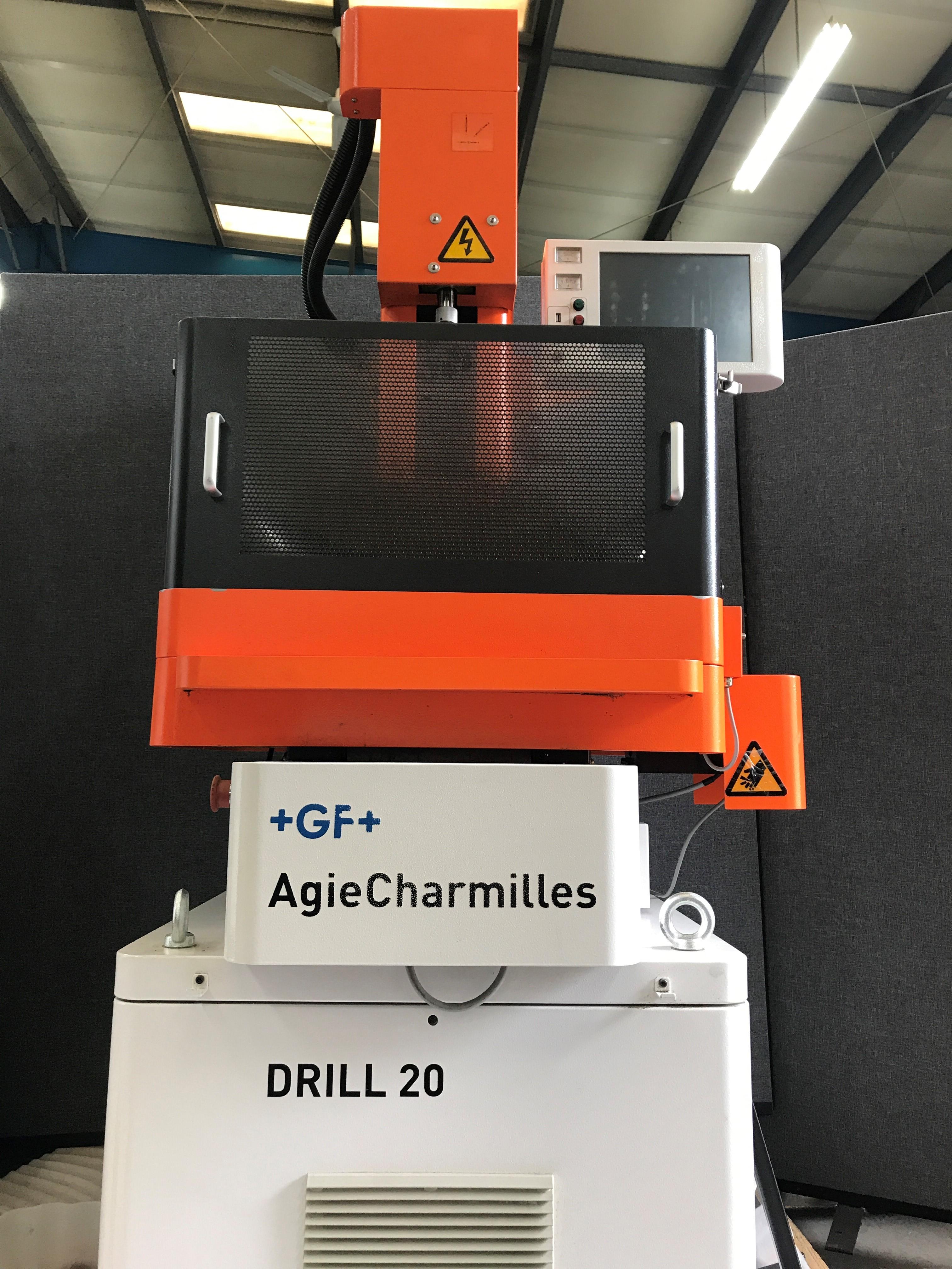 Charmilles Drill20 2013